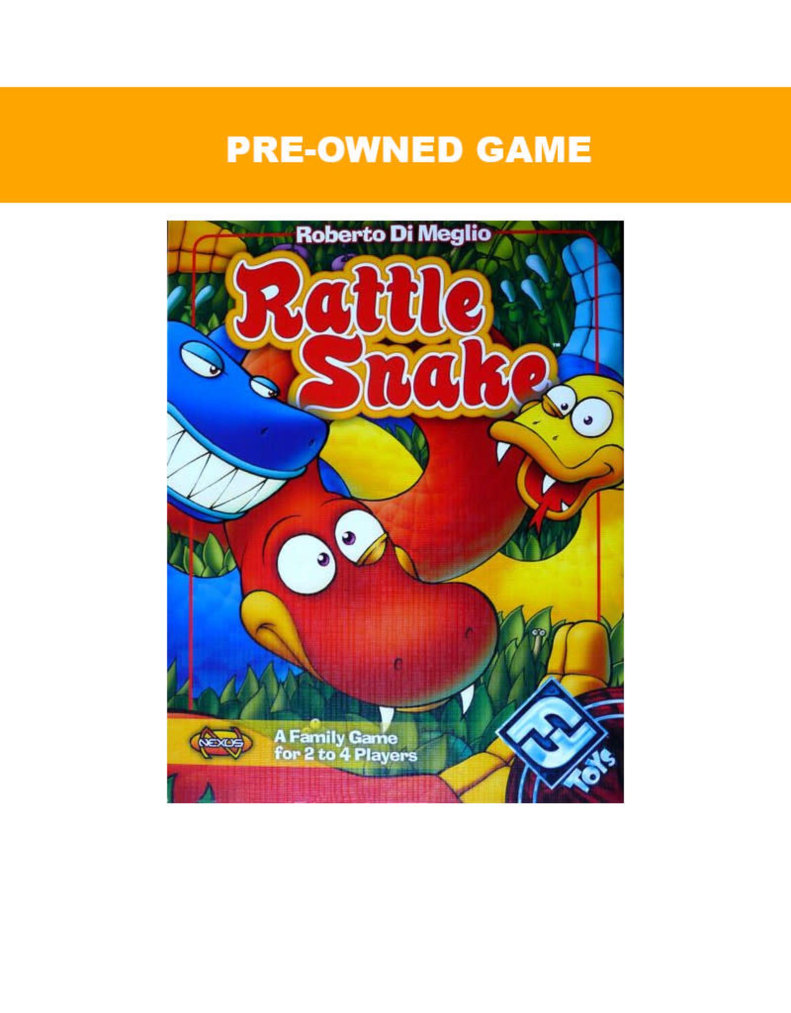 Game Night Games (Pre-Owned Game) RattleSnake
