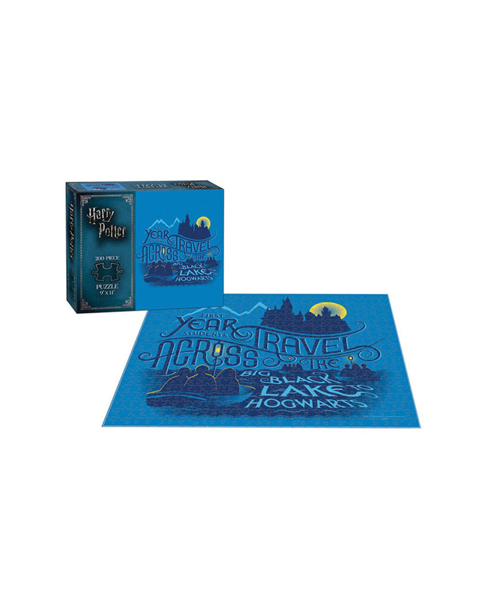 USAopoly USO HARRY POTTER 200 PC