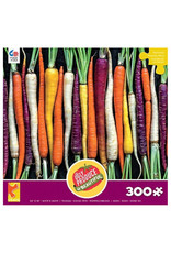 Ceaco Ugly Produce is Beautiful Carrots Puzzle 300 PCS