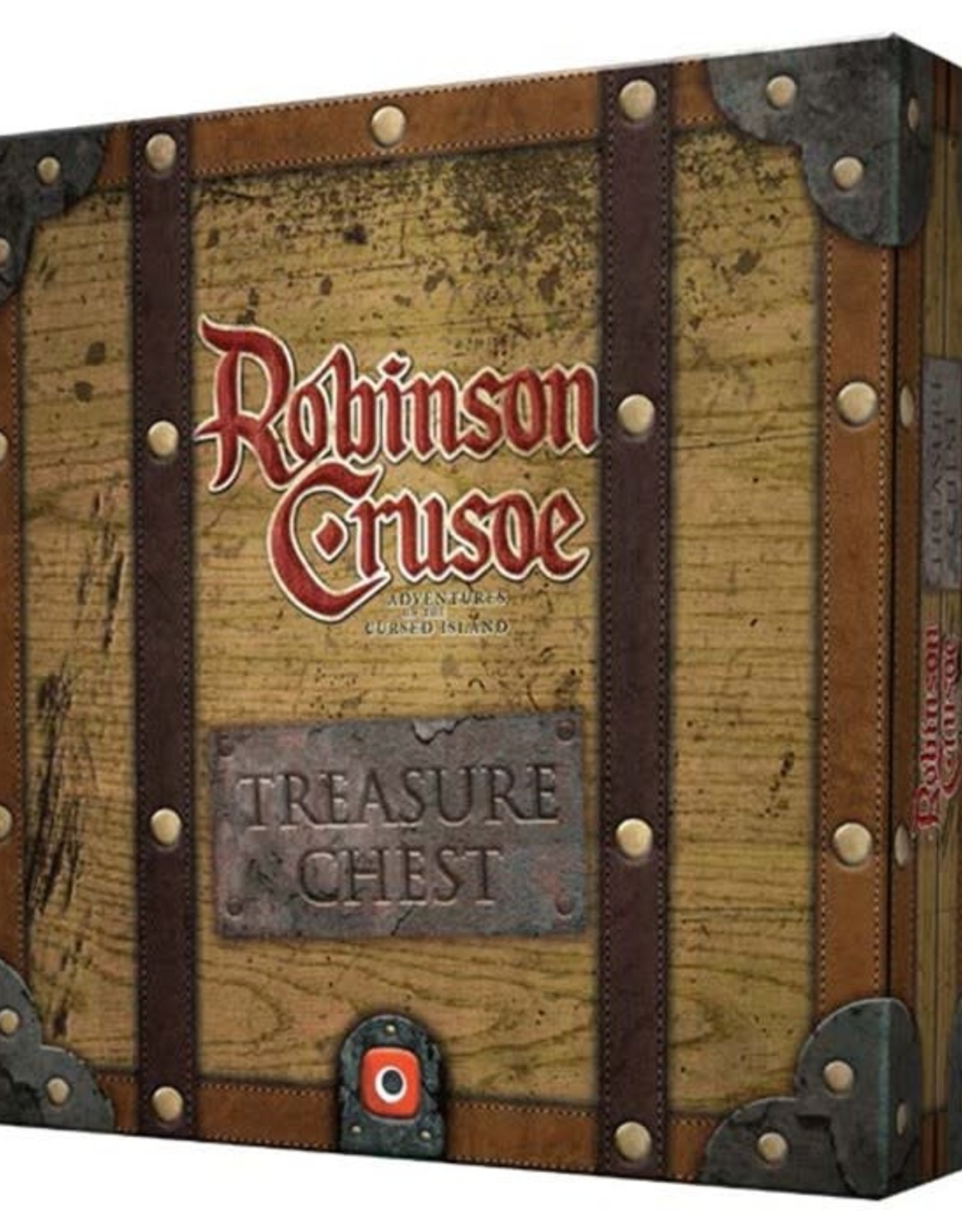 Portal Games Robinson Crusoe Treasure Chest Expansion