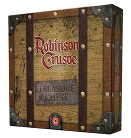 Portal Games Robinson Crusoe Treasure Chest Expansion