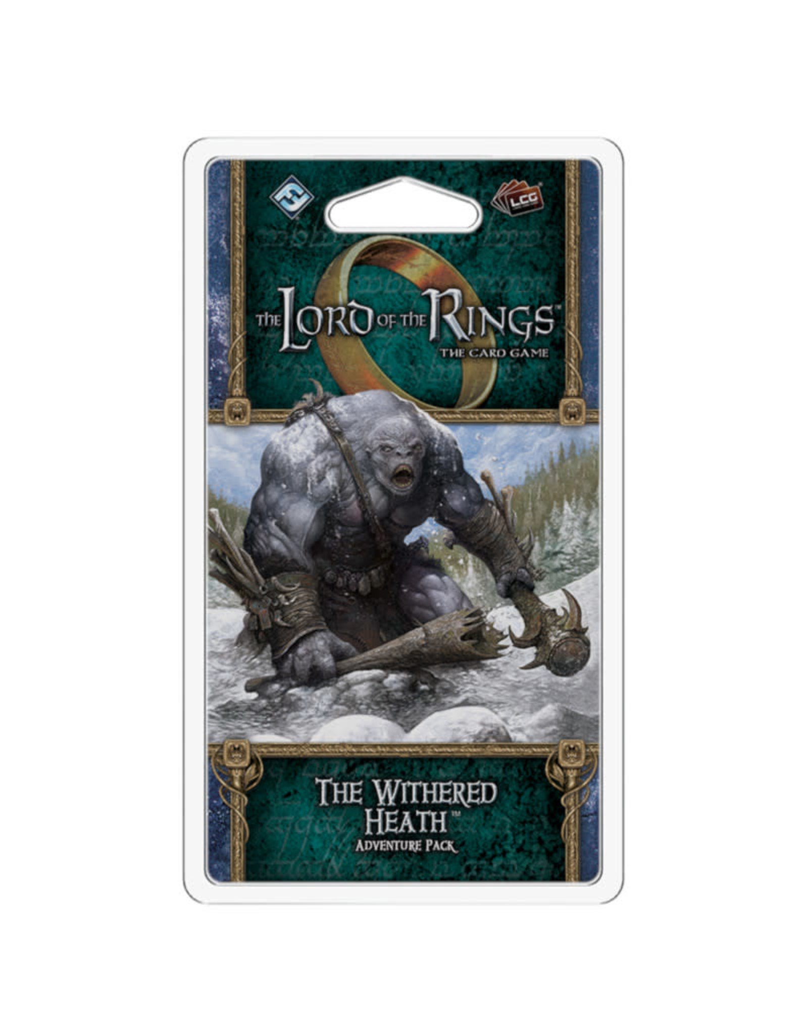 Fantasy Flight Games Lord of the Rings LCG Withered Heat