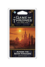 Fantasy Flight Games Game of Thrones LCG Across the Seven Kingdoms