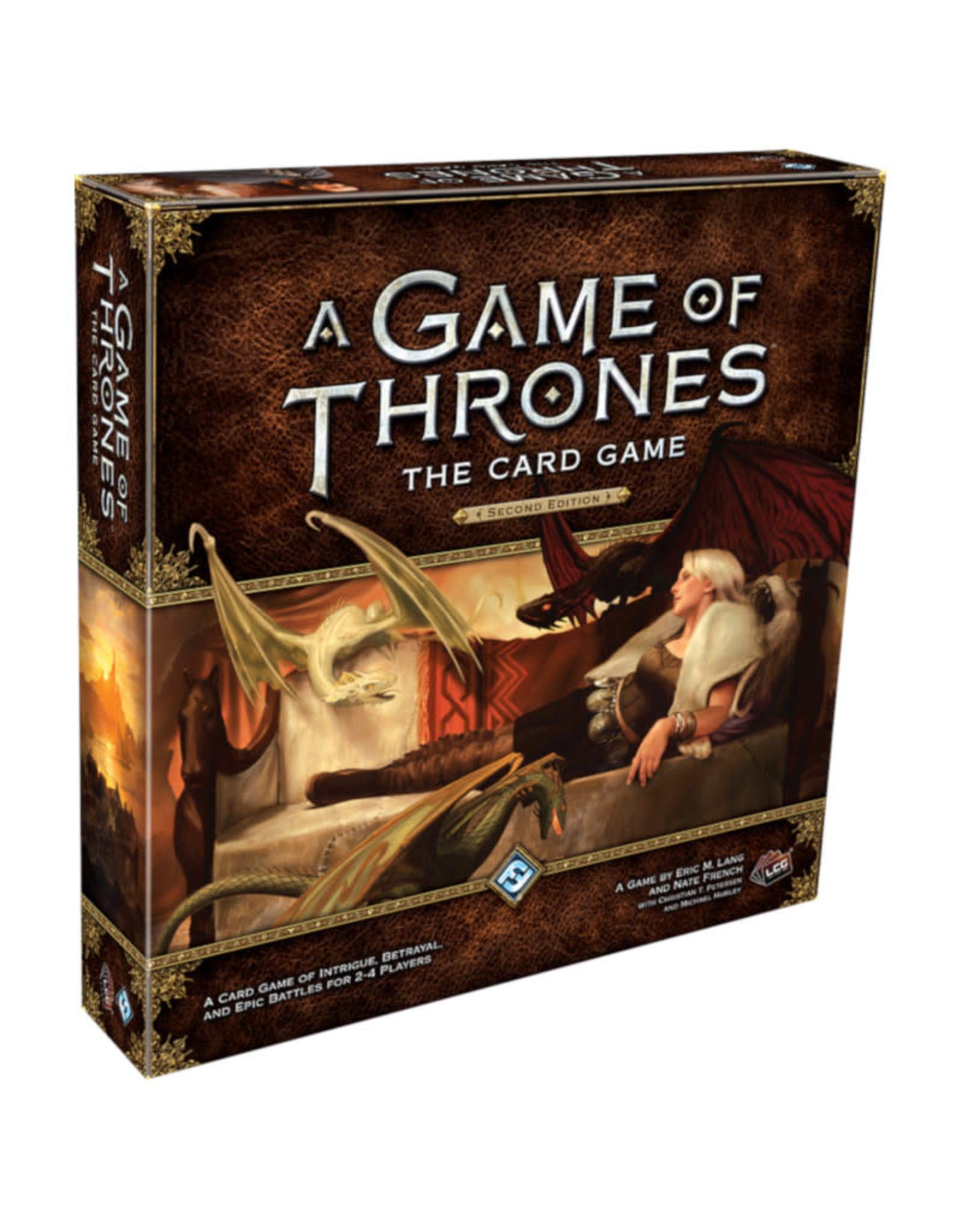 Fantasy Flight Games Game of Thrones LCG Core Set