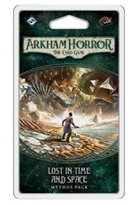 Fantasy Flight Games Arkham Horror LCG Lost in Time and Space