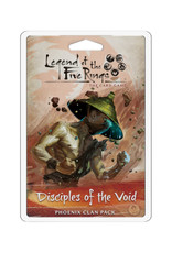 Fantasy Flight Games Legend of the Five Rings LCG Clan Pack Disciples of the Void