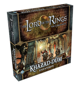Fantasy Flight Games Lord of the Rings LCG Expansion Khazad Dum