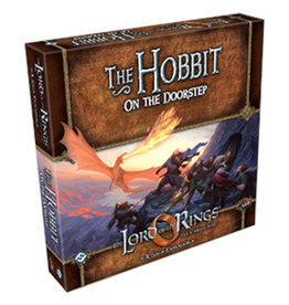 Fantasy Flight Games Lord of the Rings LCG Saga Expansion The Hobbit On the Doorstep