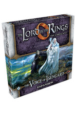 Fantasy Flight Games Lord of the Rings LCG Expansion The Voice of Isengard