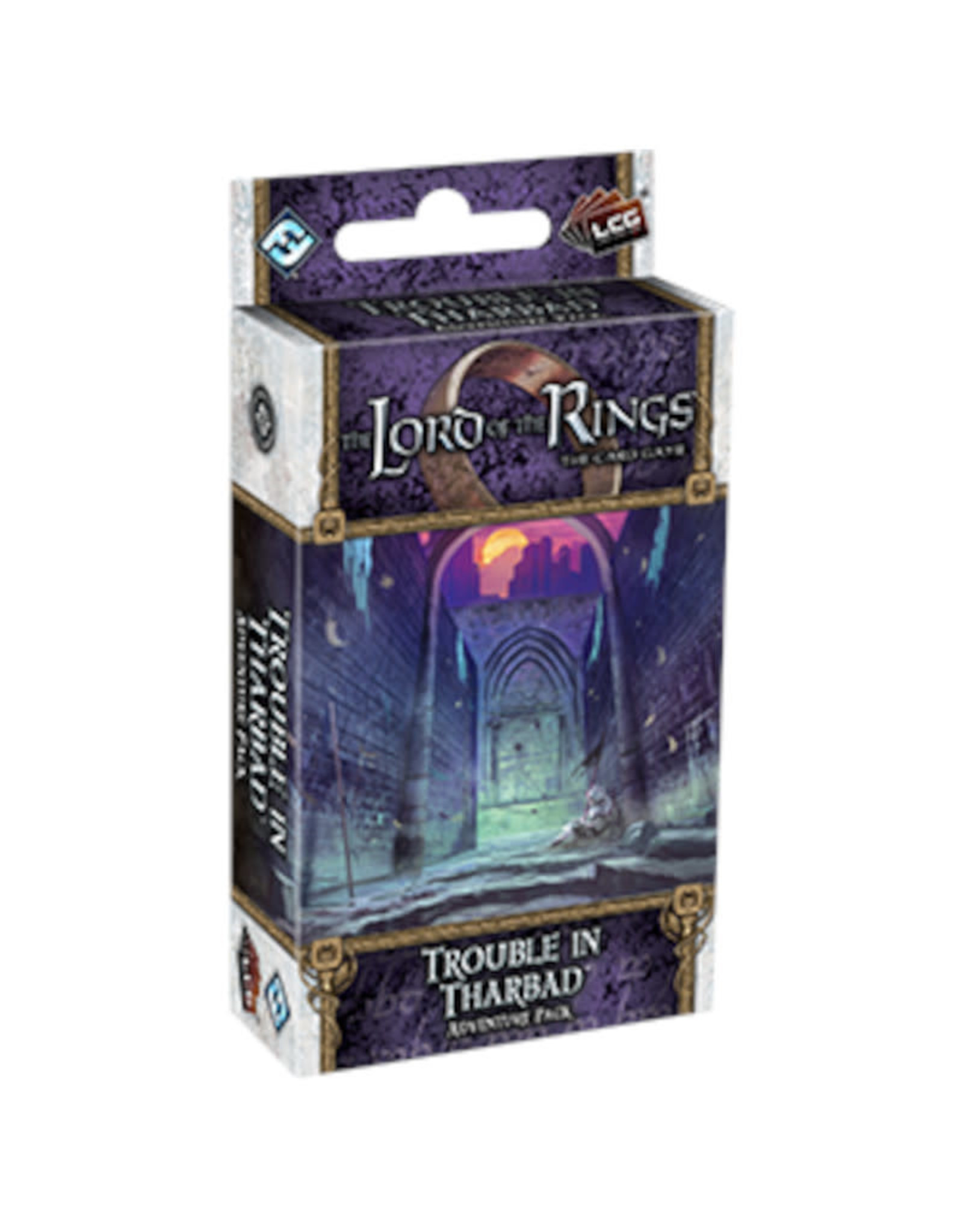 Fantasy Flight Games Lord of the Rings LCG Trouble in Tharbad