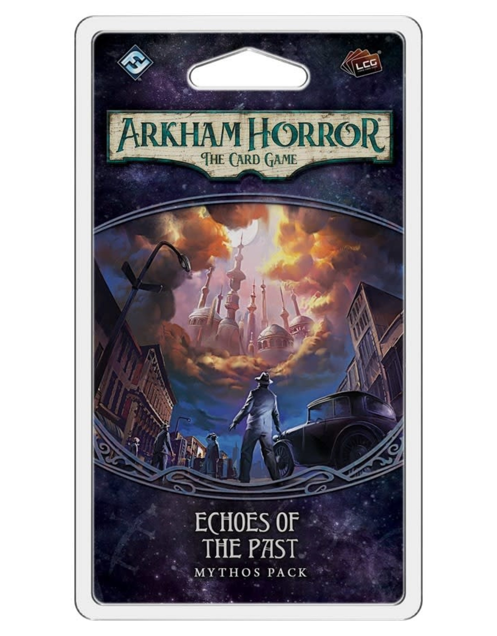 Fantasy Flight Games Arkham Horror LCG Echoes of the Past