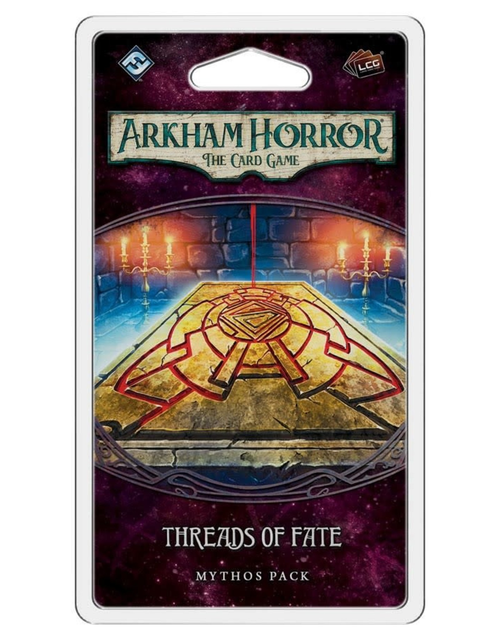 Fantasy Flight Games Arkham Horror LCG Threads of Fate