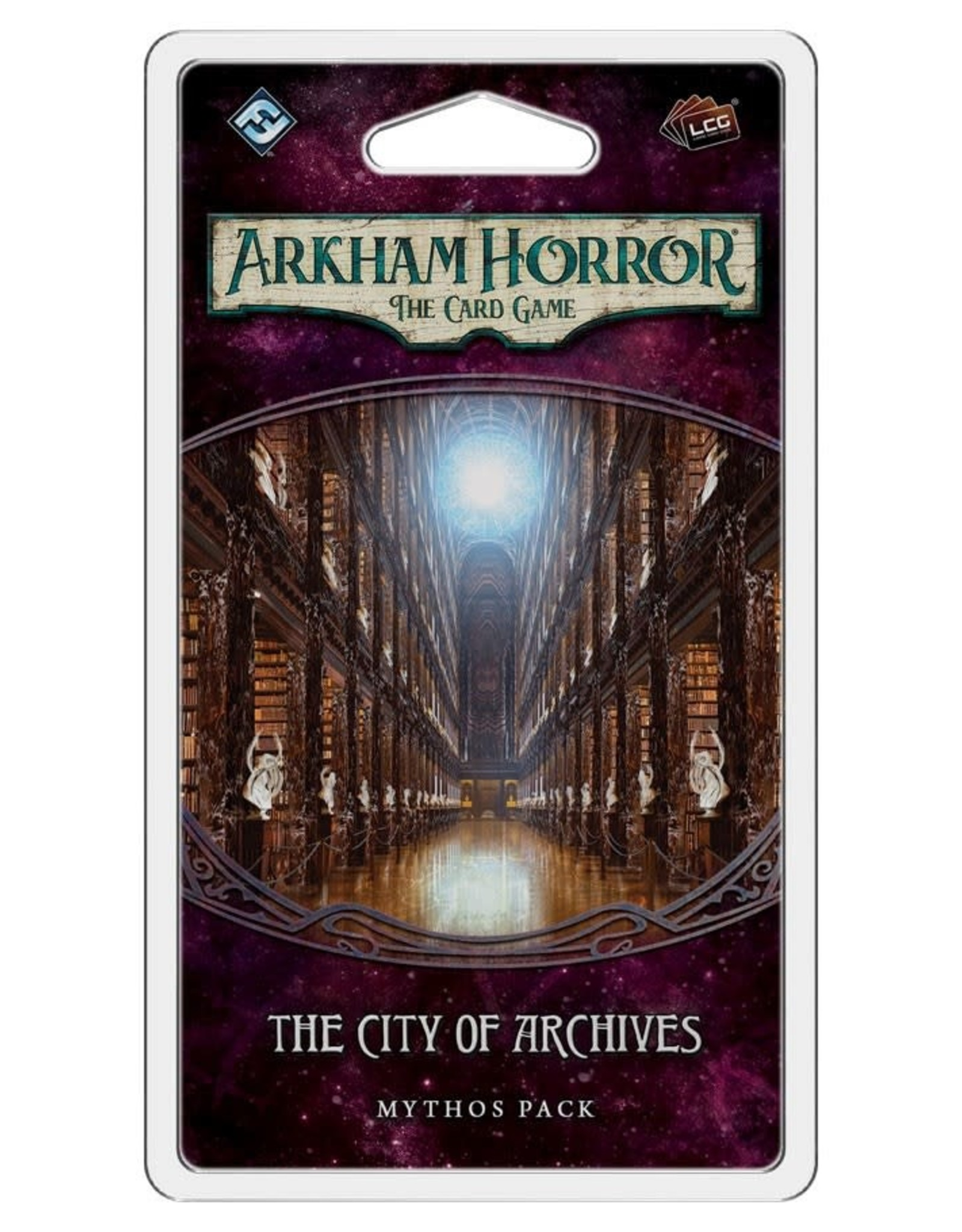 Fantasy Flight Games Arkham Horror LCG The City of Archives