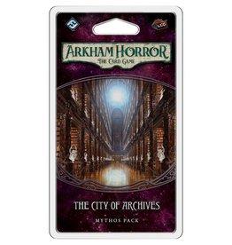 Fantasy Flight Games Arkham Horror LCG The City of Archives