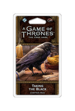 Fantasy Flight Games Game of Thrones LCG Taking the Black