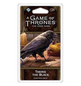 Fantasy Flight Games Game of Thrones LCG Taking the Black