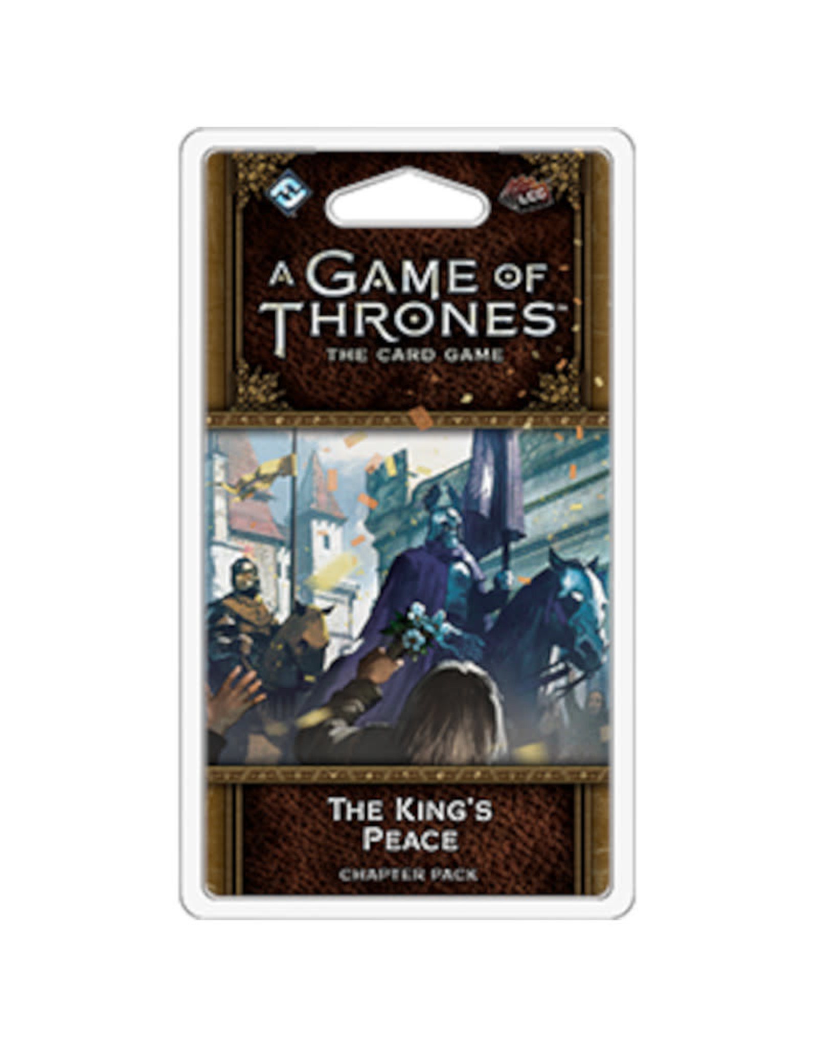 Fantasy Flight Games Game of Thrones LCG King's Peace