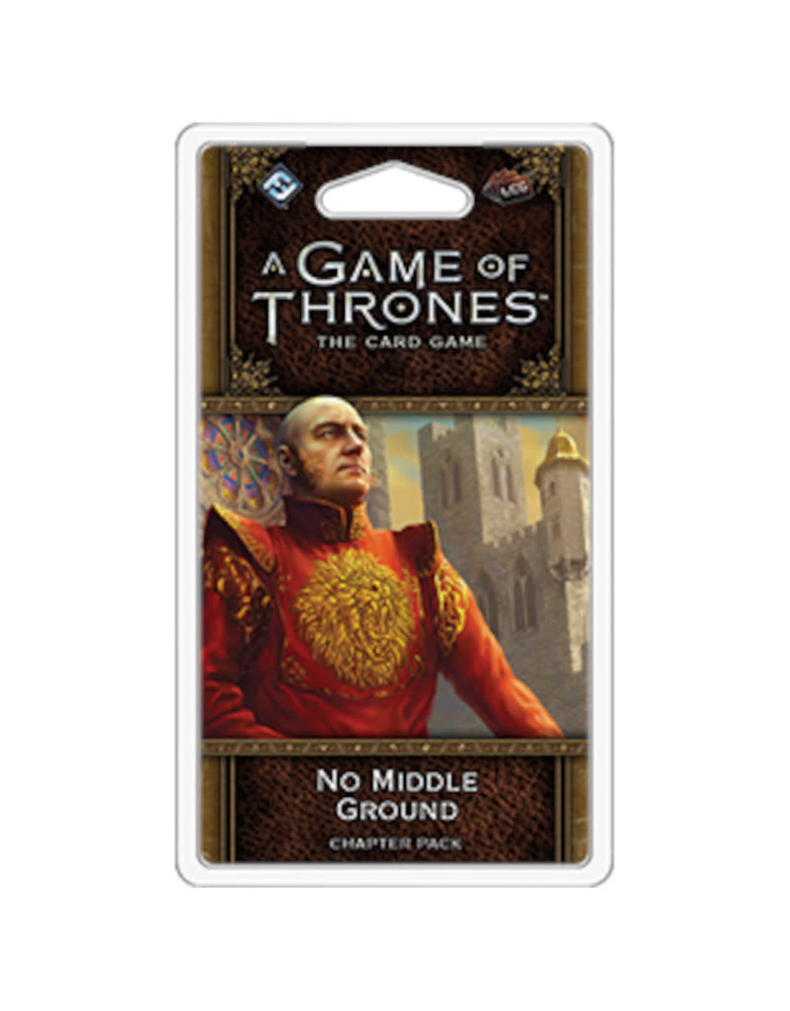 Fantasy Flight Games Game of Thrones LCG No Middle Ground