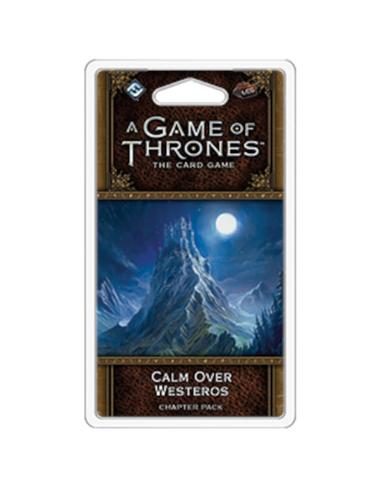 Fantasy Flight Games Game of Thrones LCG Calm Over Westeros