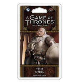 Fantasy Flight Games Game of Thrones LCG True Steel