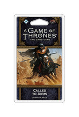 Fantasy Flight Games Game of Thrones LCG Called to Arms