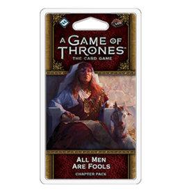 Fantasy Flight Games Game of Thrones LCG All Men Are Fools