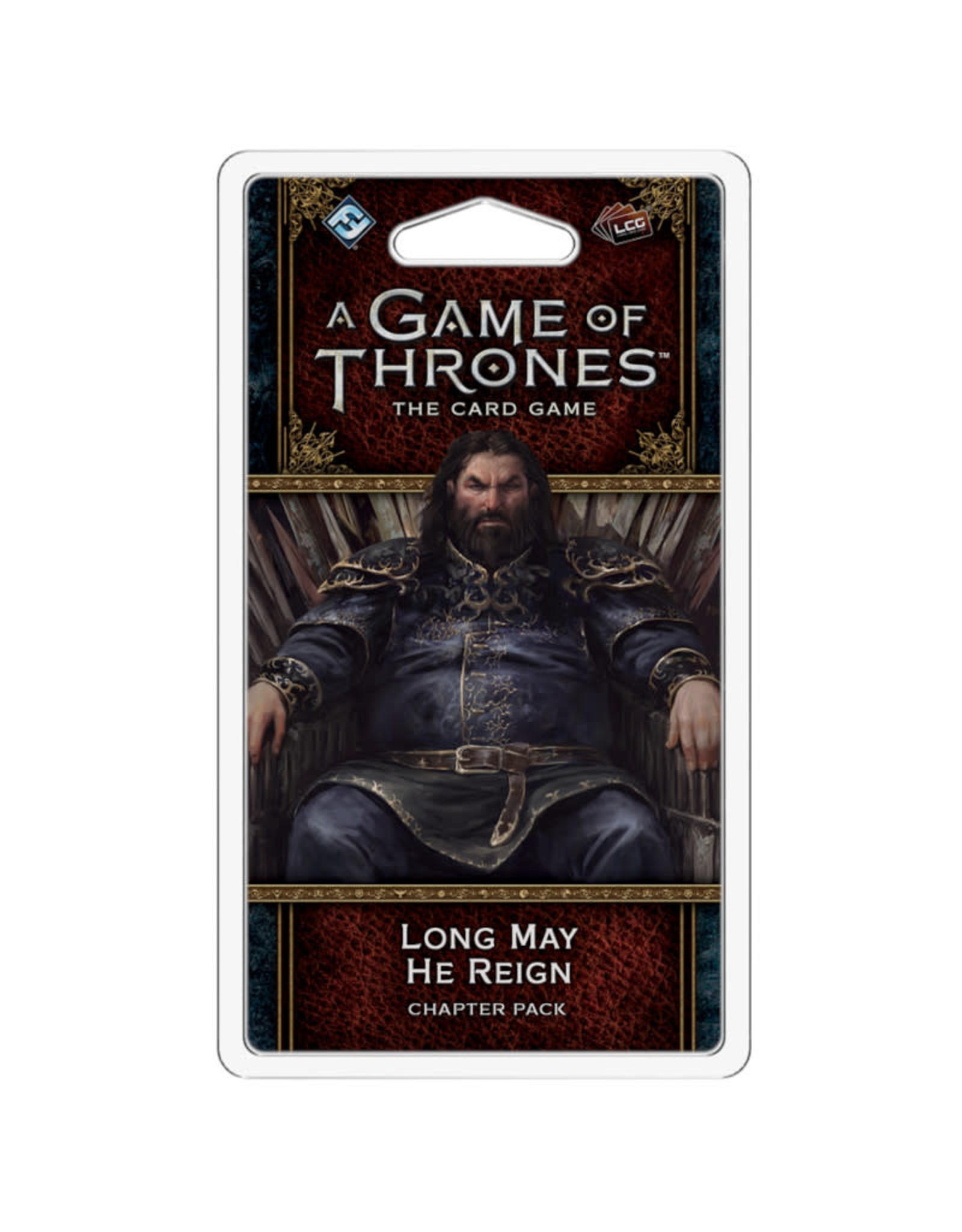 Fantasy Flight Games Game of Thrones LCG Long May He Reign