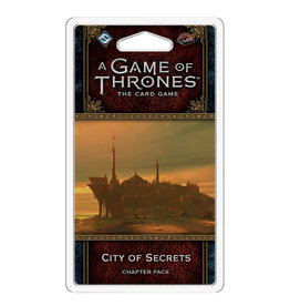 Fantasy Flight Games Game of Thrones LCG City of Secrets