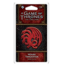 Fantasy Flight Games Game of Thrones LCG Intro Deck Targaryen