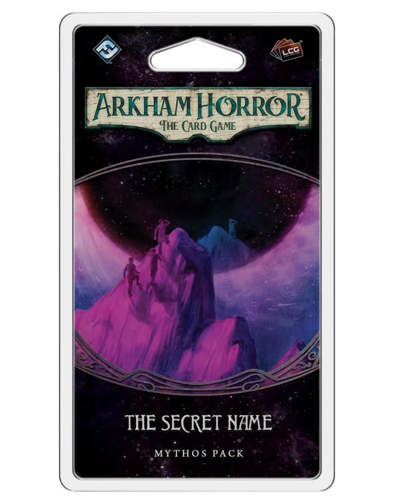 Fantasy Flight Games Arkham Horror LCG The Secret Name
