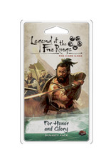 Fantasy Flight Games Legend of the Five Rings LCG For Honor and Glory