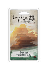 Fantasy Flight Games Legend of the Five Rings LCG Into the Forbidden City