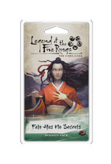 Fantasy Flight Games Legend of the Five Rings LCG Fate Has No Secrets