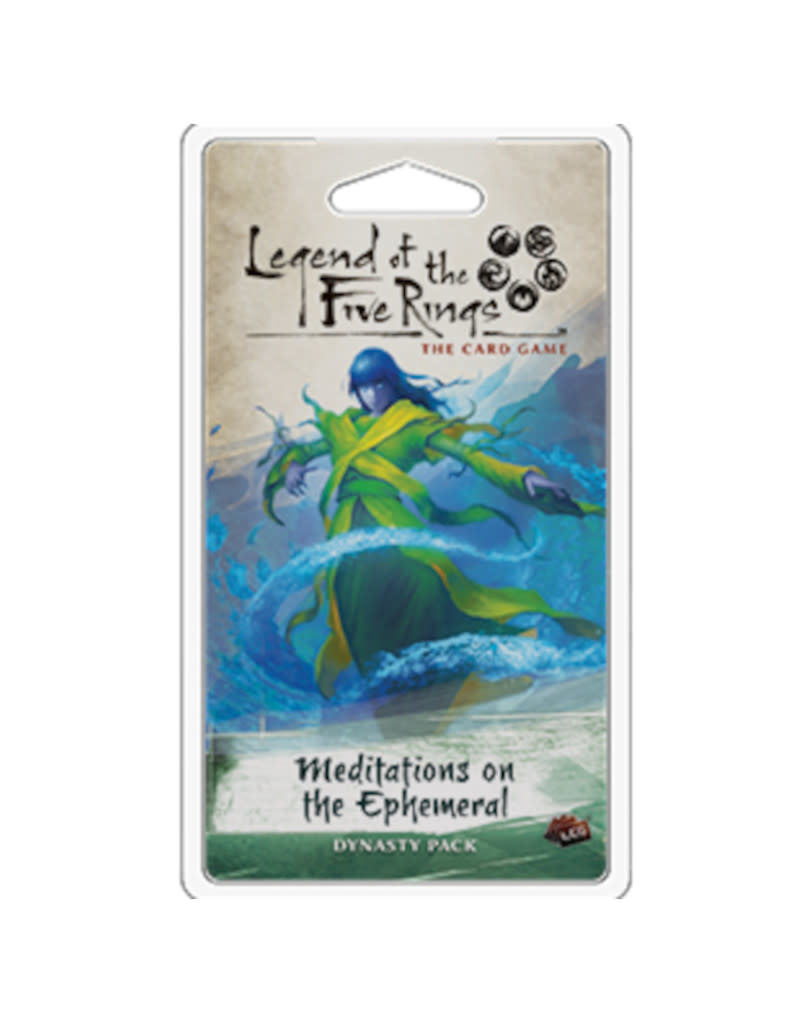 Fantasy Flight Games Legend of the Five Rings LCG Meditations on the Ephemeral