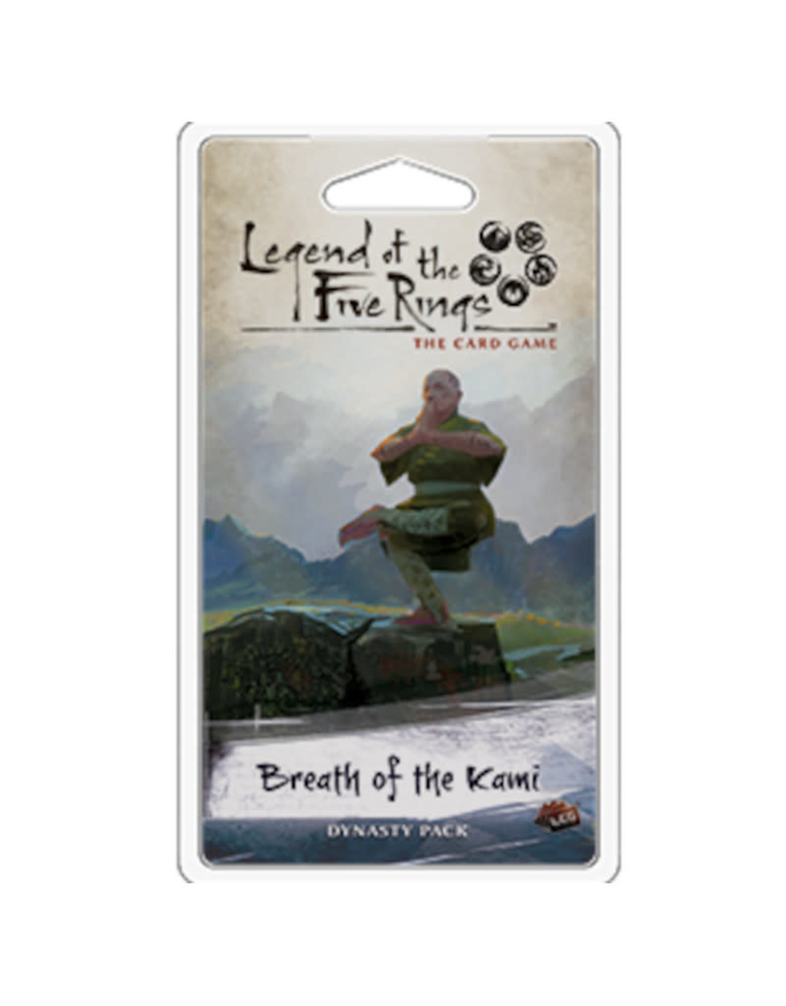 Fantasy Flight Games Legend of the Five Rings LCG Breath of the Kami