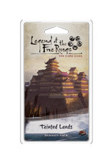 Fantasy Flight Games Legend of the Five Rings LCG Tainted Lands