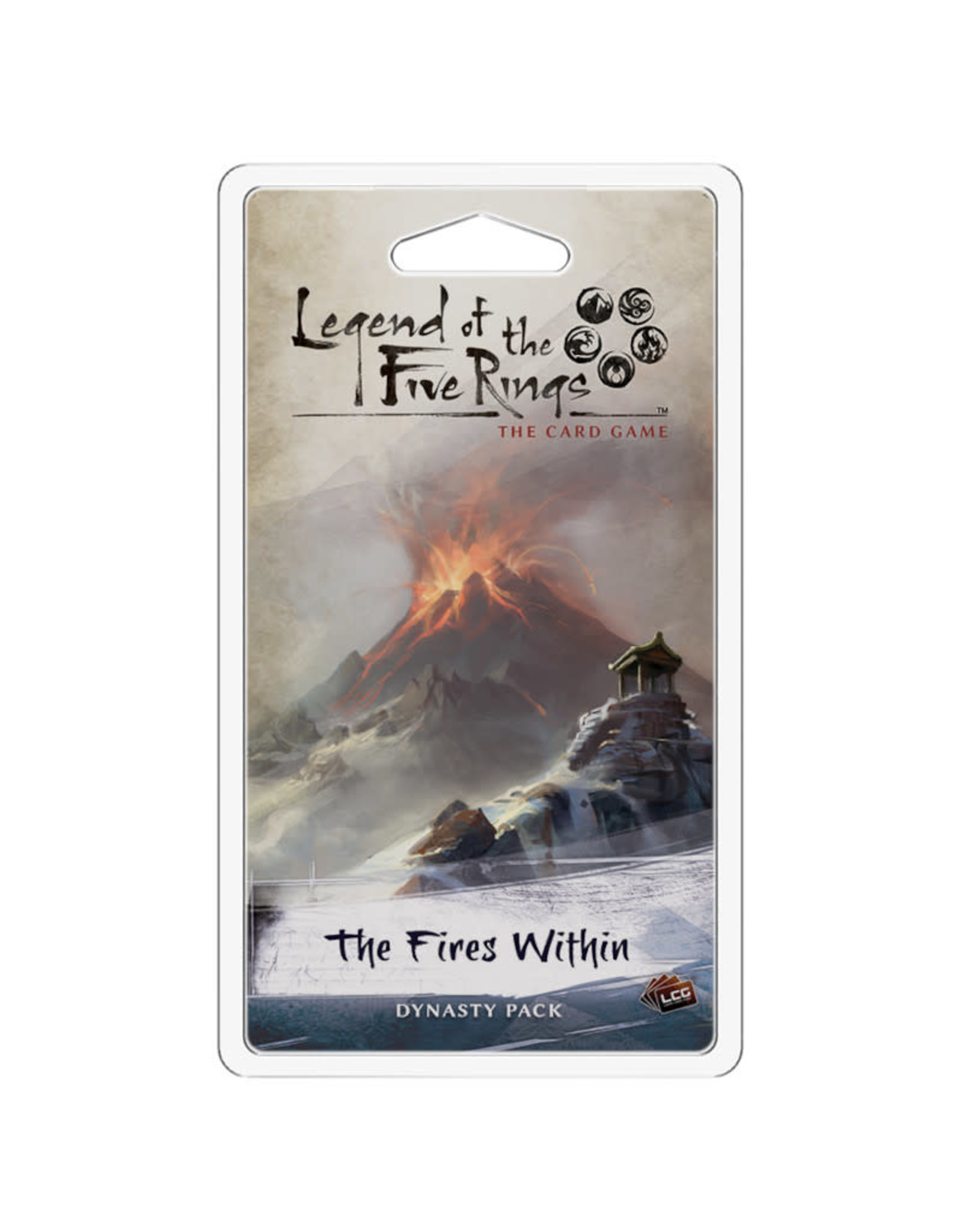 Fantasy Flight Games Legend of the Five Rings LCG The Fires Within