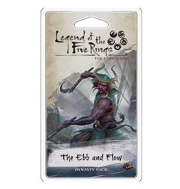 Fantasy Flight Games Legend of the Five Rings LCG The Ebb and Flow