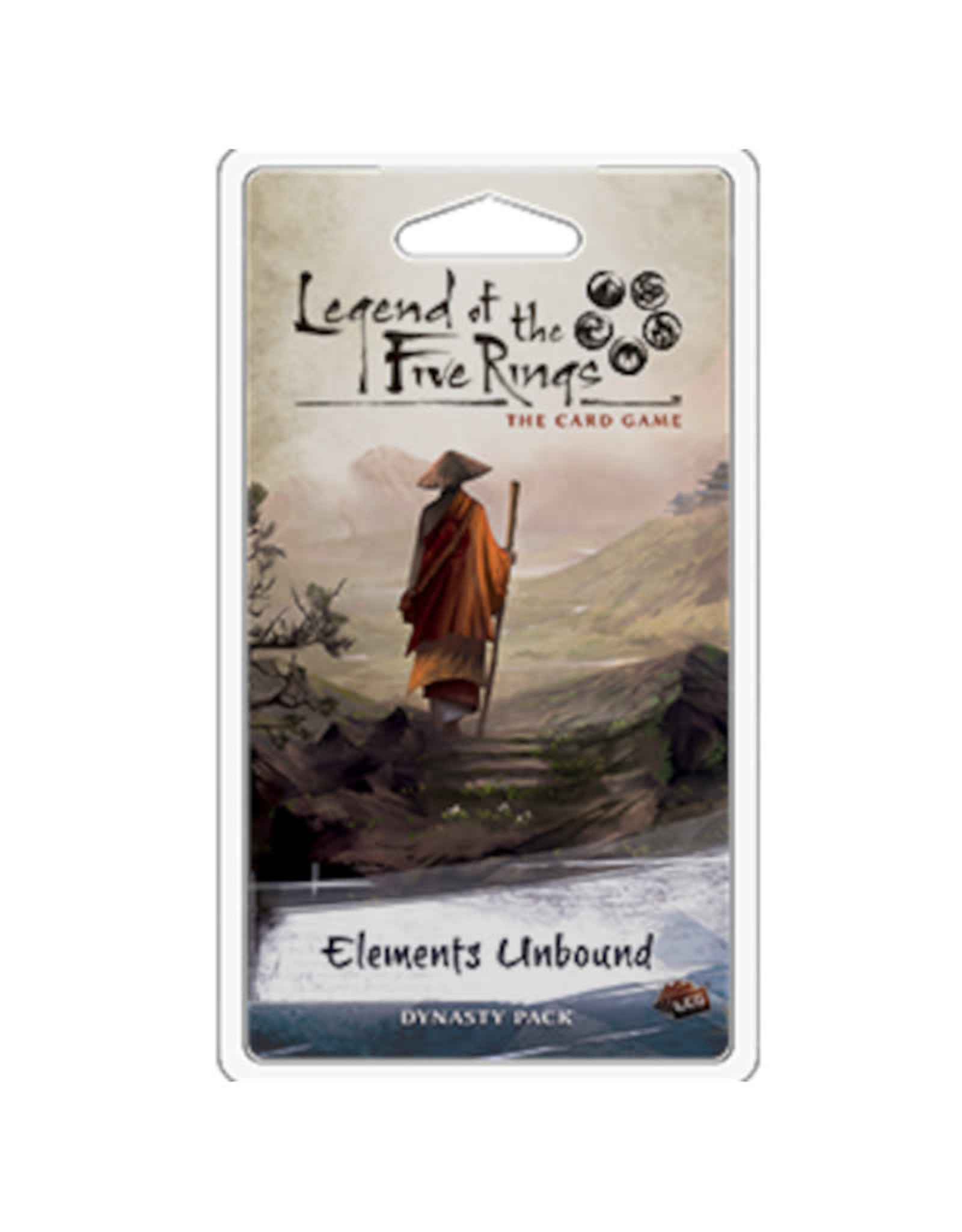 Fantasy Flight Games Legend of the Five Rings LCG Elements Unbound