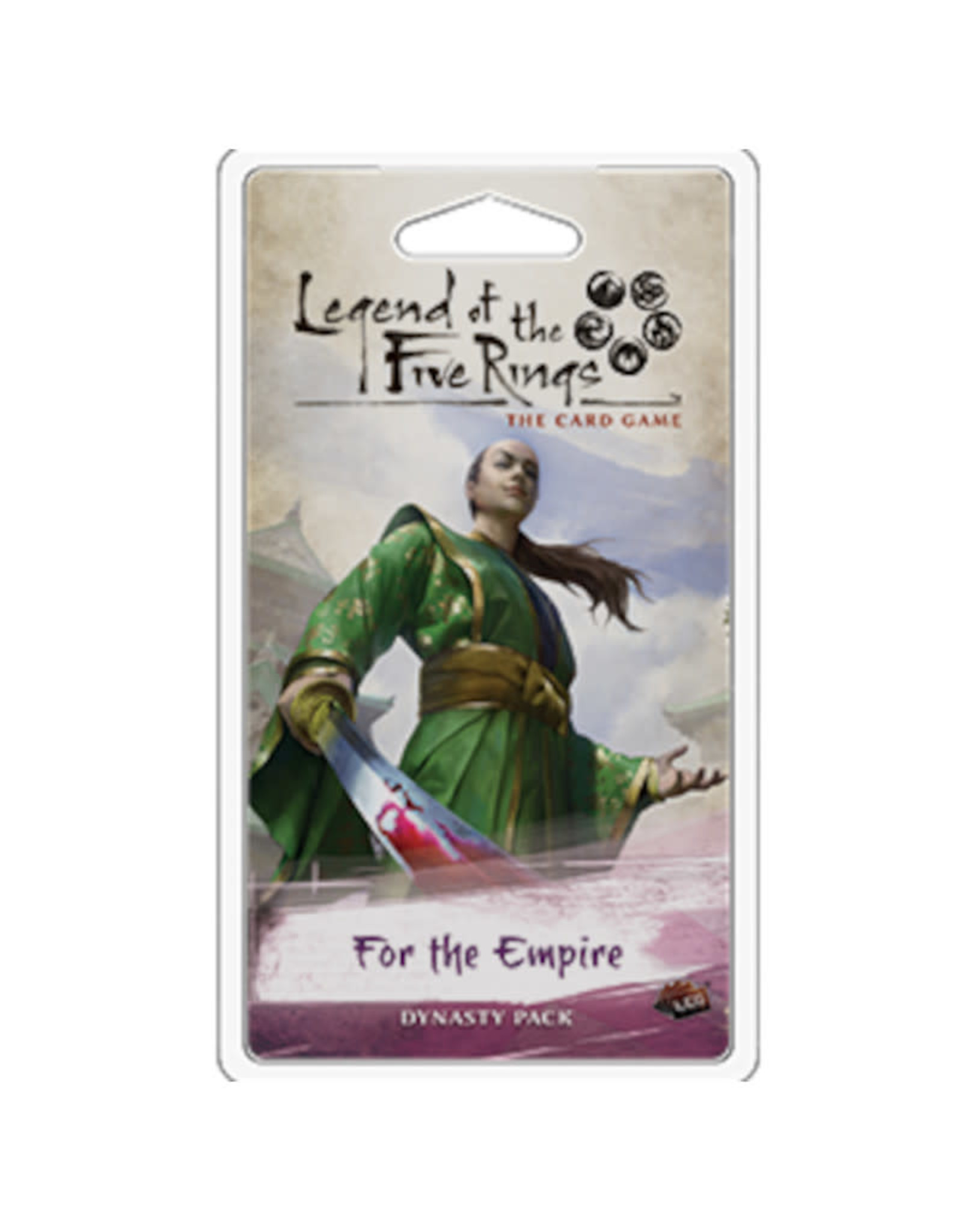 Fantasy Flight Games Legend of the Five Rings LCG For the Empire