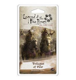 Fantasy Flight Games Legend of the Five Rings LCG Rokugan at War