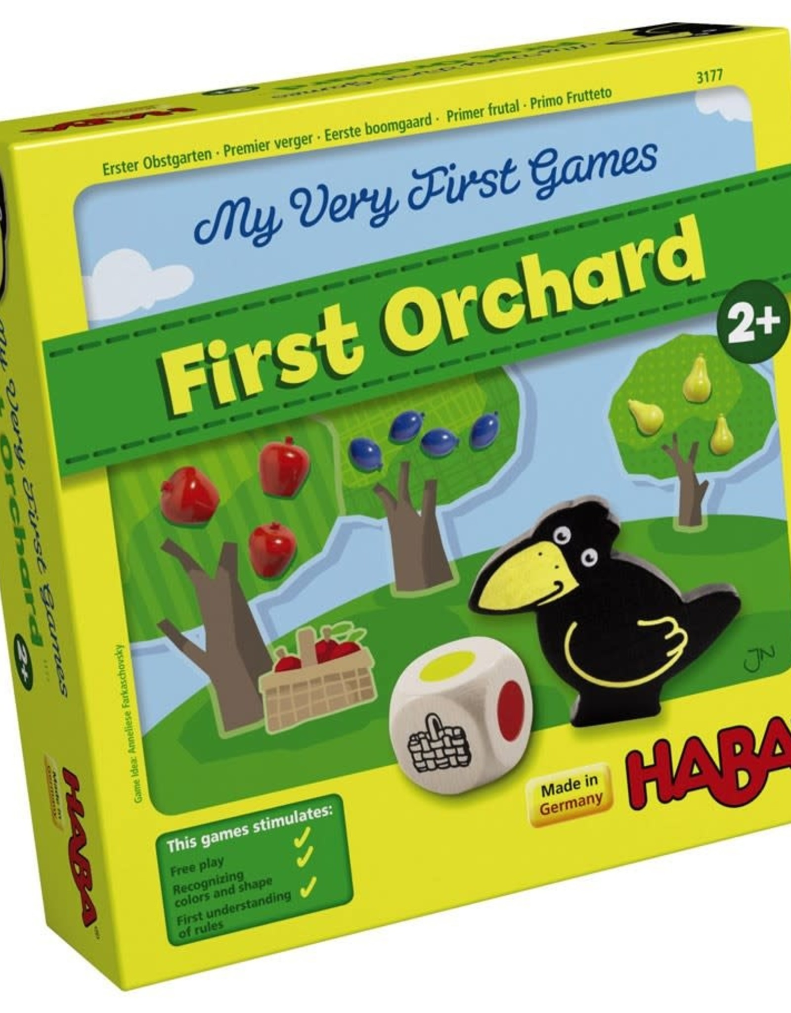 My Very First Games My First Orchard