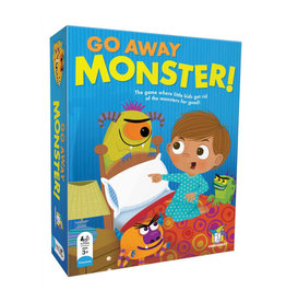 Gamewright Go Away Monster