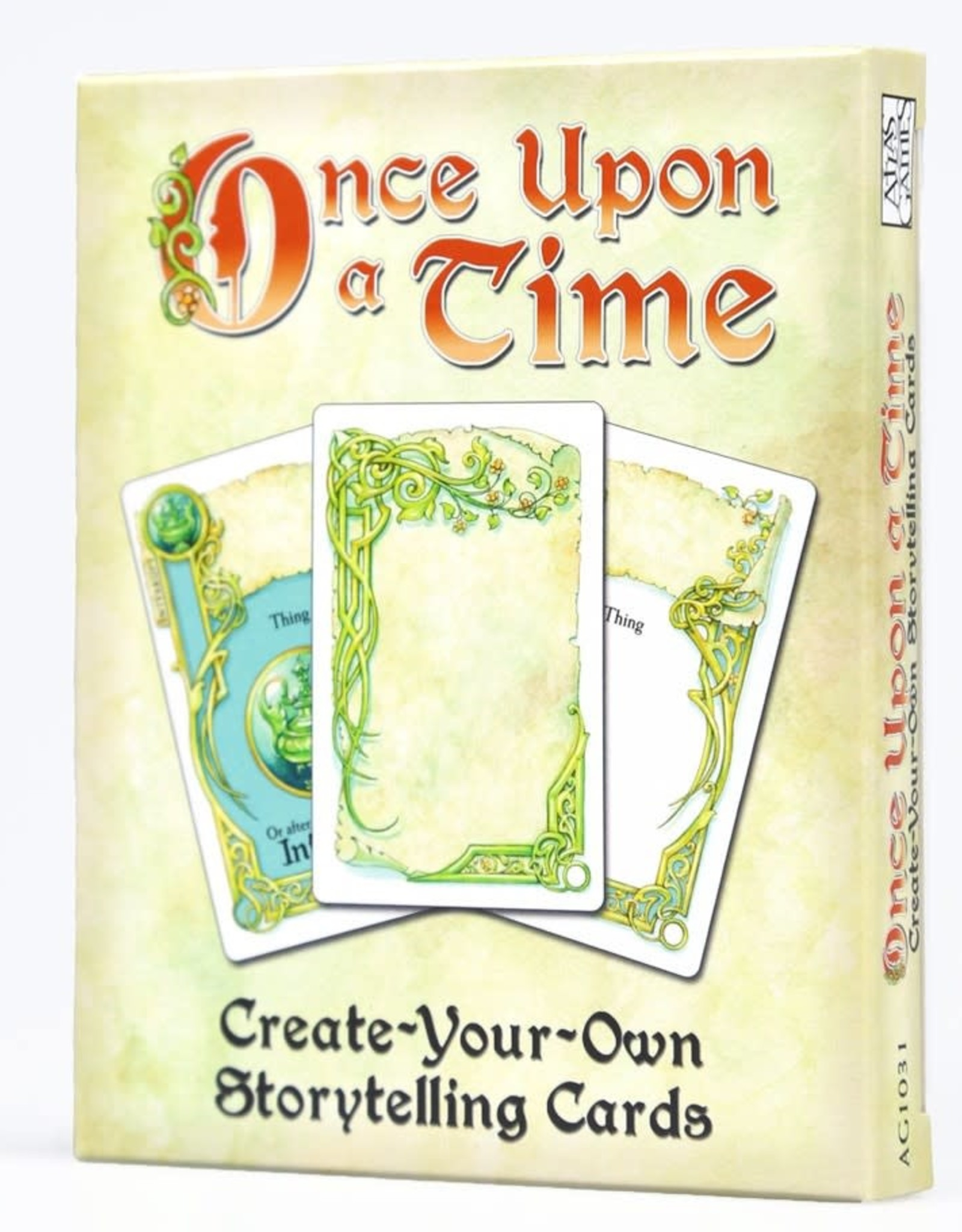 Atlus Games Once Upon a Time Storytelling Cards