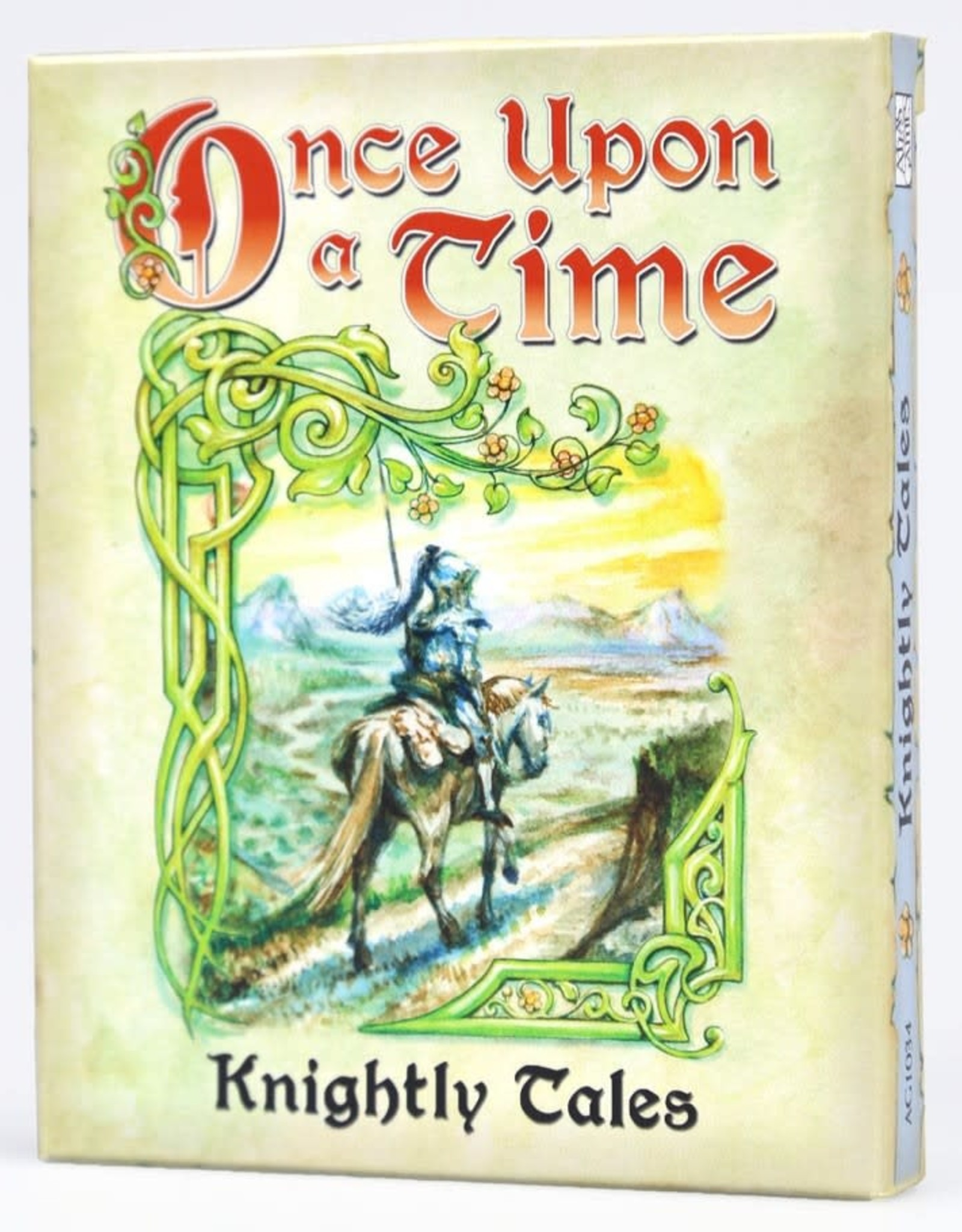 Atlas Games Once Upon A Time Knightly Tales Expansion