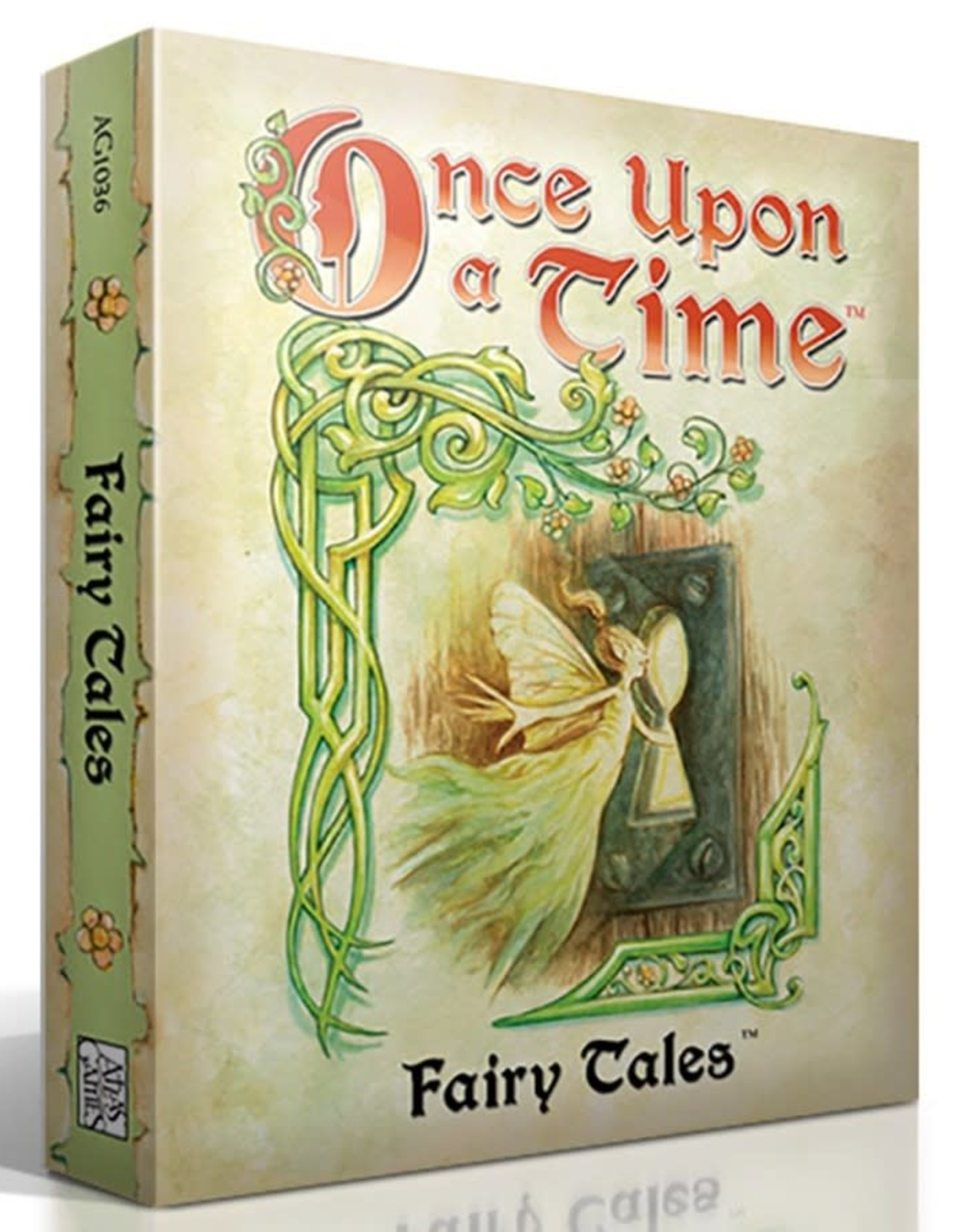 Atlus Games Once Upon A Time Fairy Tales Expansion