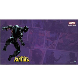 Fantasy Flight Games Marvel Champions LCG Game Mat: Black Panther