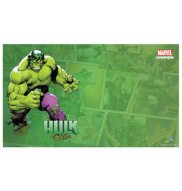 Fantasy Flight Games Marvel Champions LCG Game Mat: Hulk