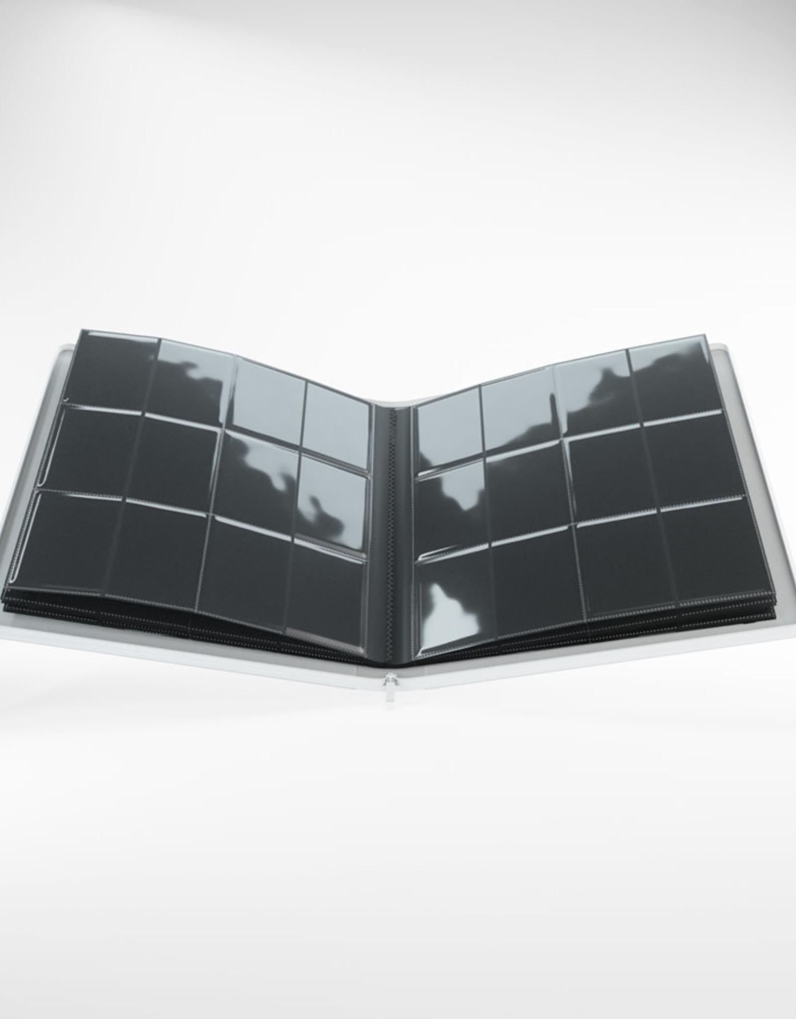 Binder: 24-Pocket Zip-Up Album White