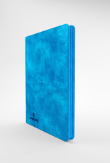Binder: 18-Pocket Zip-Up Album Blue